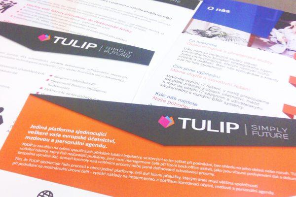 TULIP bol sponzorom konferencie Elektronické účetnictví - recenzia