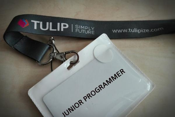 TULIP Solutions hlada programatora