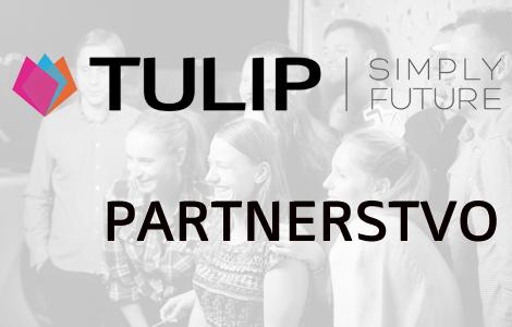TULIP Solutions spolupraca s medialnymi partnermi